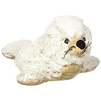 Warmies® Microwavable French Lavender Scented Plush Seal