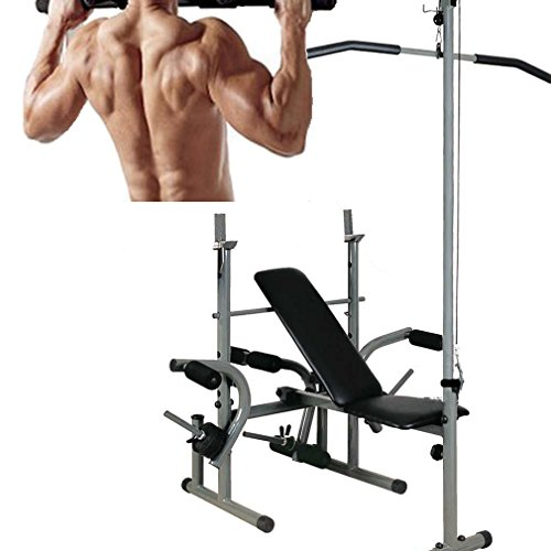 Bench Press Exercise Weight With Pull Up Bar Price Review