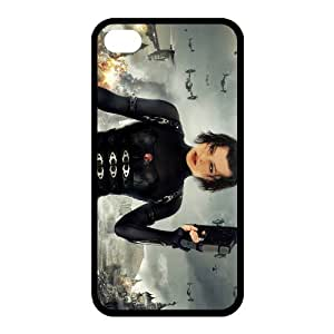 Custom Resident Evil Back Cover Case for iphone 4,4S JN4S-861 by mcsharks
