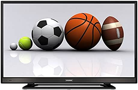 """Grundig 40 VLE 4421 BF 40"""" Full HD Negro LED TV: Amazon.es ..."""