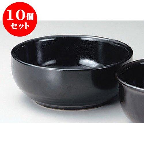 10個セット 石焼鍋 18cm耐熱陶器 [18φ x 7.5cm 内径16.7φcm] (7-925-2) 料亭 旅館 和食器 飲食店 業務用   B01M0G0G4K