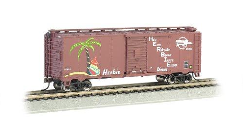 Bachmann Industries HO Scale Missouri Pacific Herbie 40' Box Car (Pacific 40' Stock)