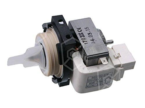 076/pour lave-vaisselle 230/V 65/W 50/Hz sans couvercle Hiver Support d/écoulement Pompe Hanning type be20b2