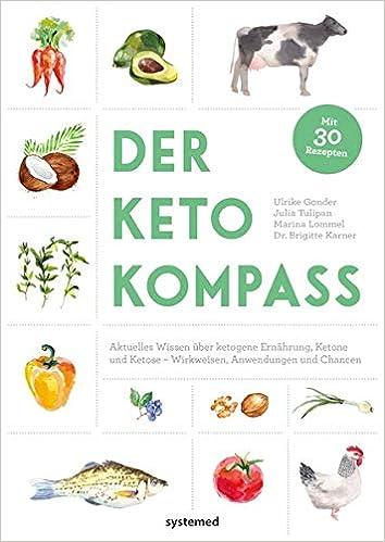 Vorschaubild: Der Keto-Kompass Aktuelles Wissen über ketogene Ernährung, Ketone und Ketose