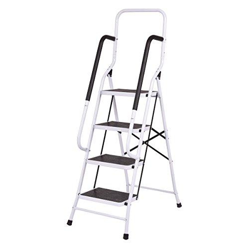Giantex Non slip Folding Handrails Capacity
