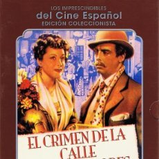 El Crimen de la calle bordadores DVD con libreto 32 pags y funda: Amazon.es: Cine y Series TV