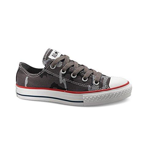 Converse - Zapatillas de Material Sintético para niño gris