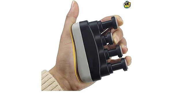 Entrenador de dedos entrenamiento de velocidad de mano ...