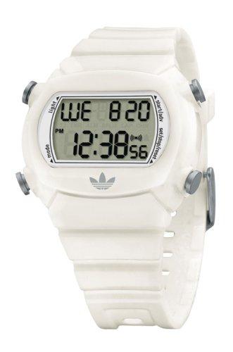adidas adh1319 plástico unisex correa de goma reloj digital: Amazon.es: Relojes