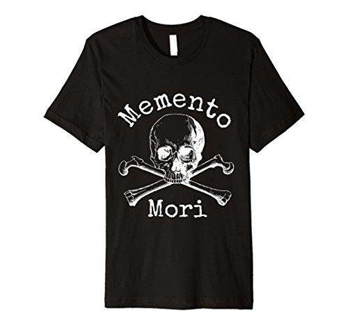 Memento Mori Stoicism T Shirt
