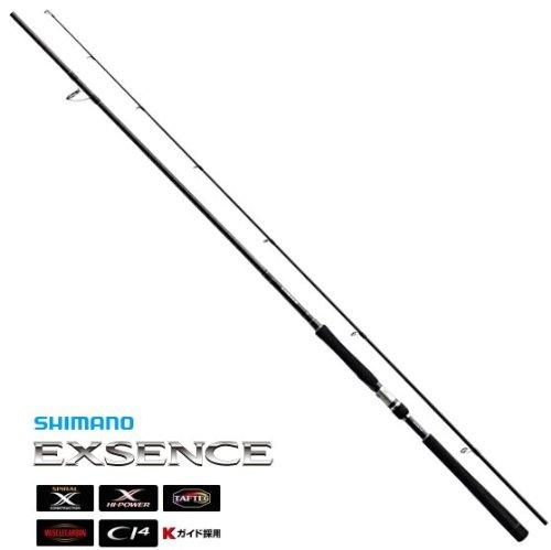 シマノ ロッド エクスセンス S907M・H/F ブラックエンヴェロープの商品画像