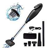 Handheld Vacuum,5KPA Hand Vacuum Cordless, Powerful Cyclonic Suction Dustbuster with Quick Charge &...