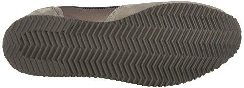BATA 8492647, Sandalias con Plataforma para Hombre Gris (Grigio)