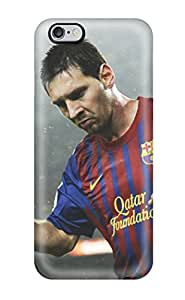 Protection Case For Iphone 6 Plus / Case Cover For Iphone(lionel Messi Foundation)