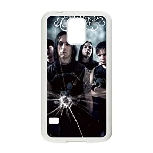 Bullet For My Valentine Samsung Galaxy S5 Cell Phone Case White persent xxy002_6026024