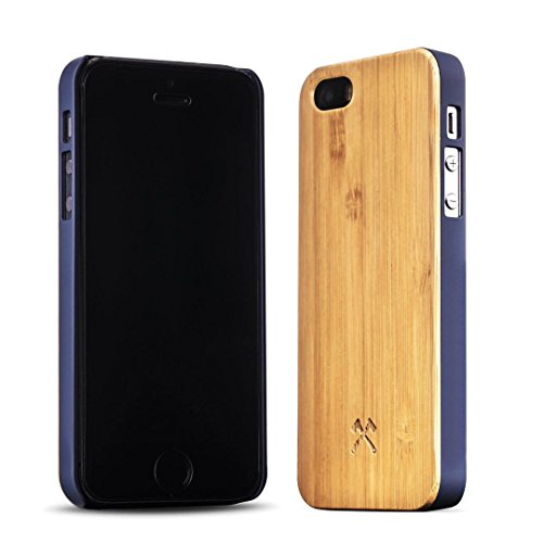 Woodcessories EcoCase - Case Bois, Case, pour iPhone 5, 5s, SE