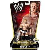 WWE Triple H WrestleMania Heritage Figure - PPV Series #7
