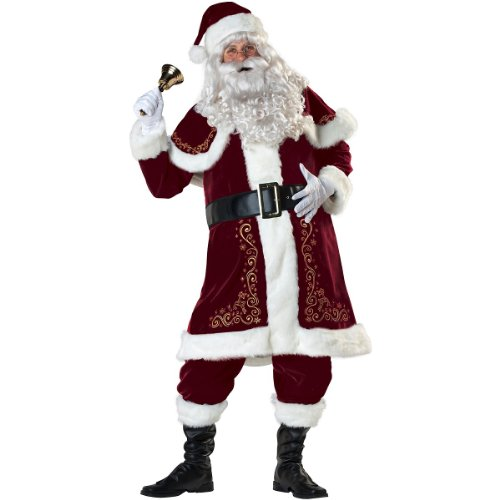 Incharacter Costumes Baby's Baby Santa Costumes - InCharacter Costumes Jolly Ol' St. Nick