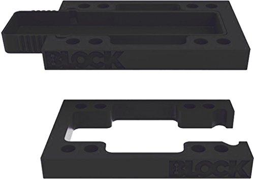 Block Risers StashBLOCK Black Riser Kit by Block Risers (Image #1)