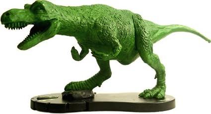 Amazoncom Heroclix Beast Boy T Rex Form 55 Uncommon Dc