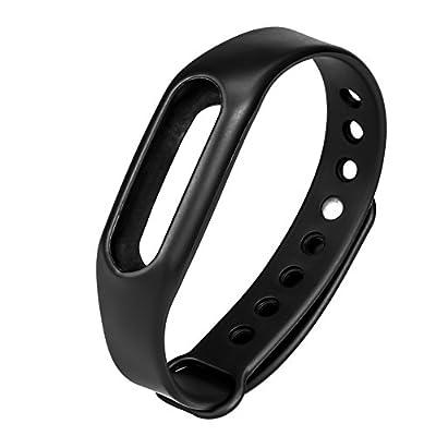 Gosund Fitness Band Fitness Tracker C6 (Black)
