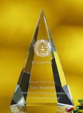 Optical Crystal Peak Award - 1