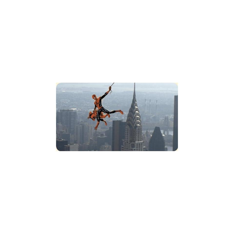 Iron Man Black Widow Mouse Pad