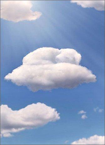 - Dog Sleeps In Cloud Dog Pet Sympathy Card