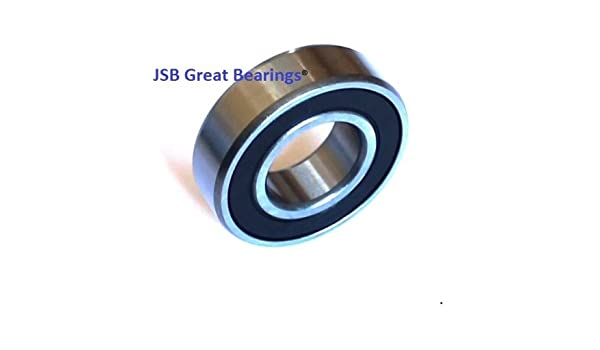 6005-2RS two side rubber seals bearing 6005-rs ball bearings 6005 rs Qty.10
