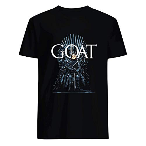 USA 80s TEE Arya Goat Shirt Black]()