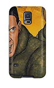 XhPXxNX11863EATqu Snap On Case Cover Skin For Galaxy S5(the Last Zombie)