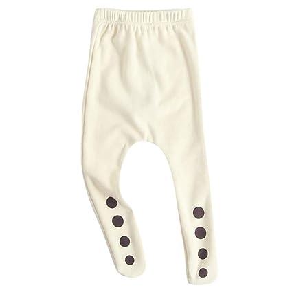 9c4ba825fd6b7 Amazon.com: Birdfly Toddler Baby Cute Dot Point Basic Leggings Footless  Kids Little Girls Bottom Pants Warm Elasticity Stockings (0-6M, White):  Home Audio & ...