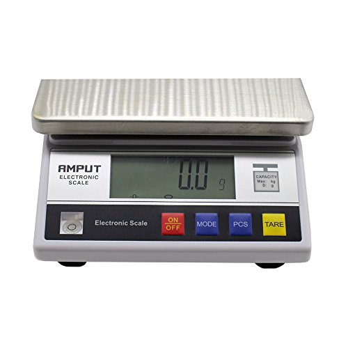 High Precision 10kg x0.1g Digital Accurate Balance with Counting Function Lab Scale by top-tool (Image #5)
