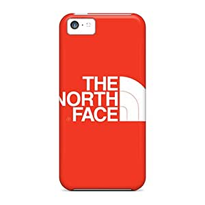 RandileeStewart Apple Iphone 5c Excellent Hard Cell-phone Cases Unique Design High Resolution The North Face Skin [ejl1262TYio]