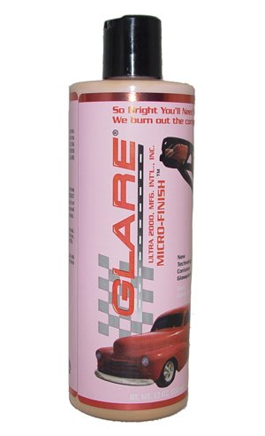 Glare 37411-glr-002 GLARE® Micro-Finish - 12 oz. Bottle 4332945535