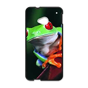 DAZHAHUI frog Phone Case for HTC One M7