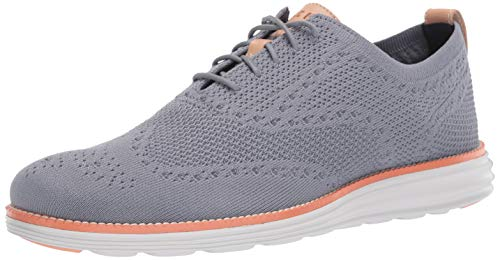 Cole Haan Men's Original Grand Stitchlite WNG OX Oxford Ironstone/Nimbus Cloud 10 M US from Cole Haan