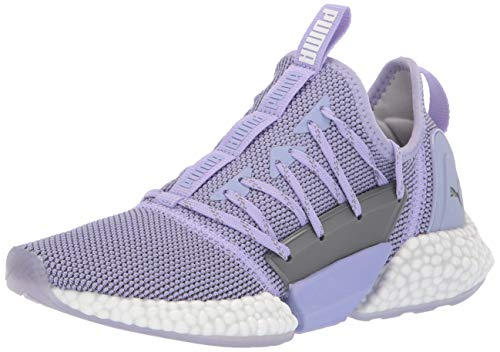 PUMA Women's Hybrid Rocket Runner Sneaker Sweet Lavender White, 8 M US (Womens Shoes Purple Puma)