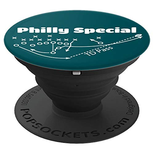 Special Pedestal - PopSockets: Philly Special - PopSockets Grip and Stand for Phones and Tablets