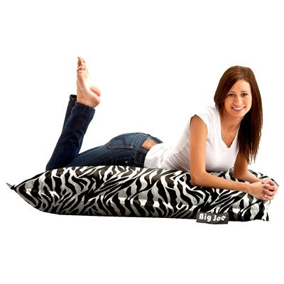 Big Joe Original Little Lounger, Zebra