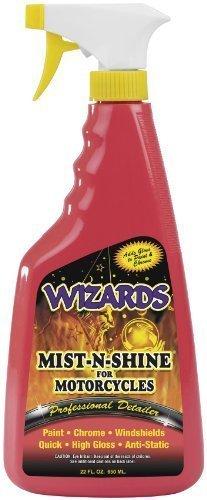 Shine Professional Detailer (Wizards Mist-N-Shine Professional Detailer - 22oz. 22214 by Wizards)