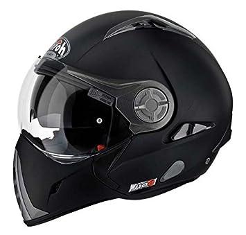 Airoh J106 Color Jet Helmet matt-schwarz Size:XL (61/62)