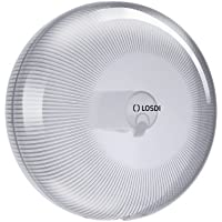Losdi CP-5007-B Maxi Jumbo Dispensador Papel Higiénico, Blanco