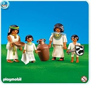 7386 - PLAYMOBIL - Familia egipcia