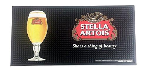 Stella Artois Beer Professional Spill