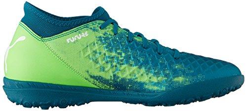 White 18 Zapatillas De puma Fútbol Future Azul Puma Tt Lagoon Para Gecko green 4 Hombre deep wqOnpxCg