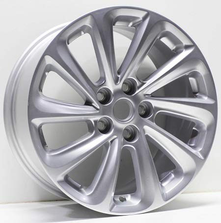 New 18 inches Replacement Alloy Wheel Rim compatible with Buick Lacrosse 2014-2016, 4114
