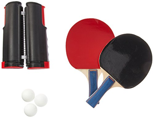 Balls Ne Killerspin Jetset 4 Table Tennis Paddles Premium Ping Pong Paddle Set