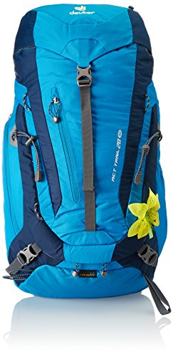 (Deuter ACT Trail 28 SL Hiking Backpack, Turquoise/Midnight)