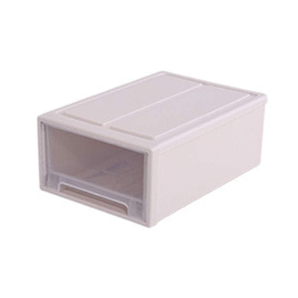 Chirpa Storage Container Drawer Plastic Muji Style Minimalist Stackable by Chirpa
